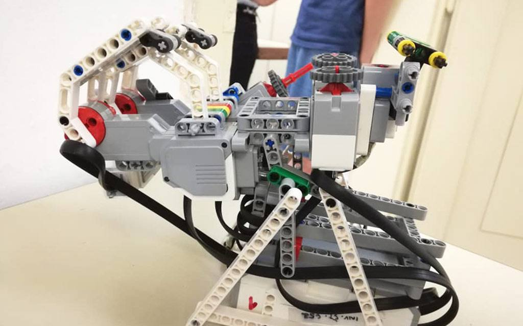 Poletne delavnice Ciciban in robotek 2018 – Črnomelj