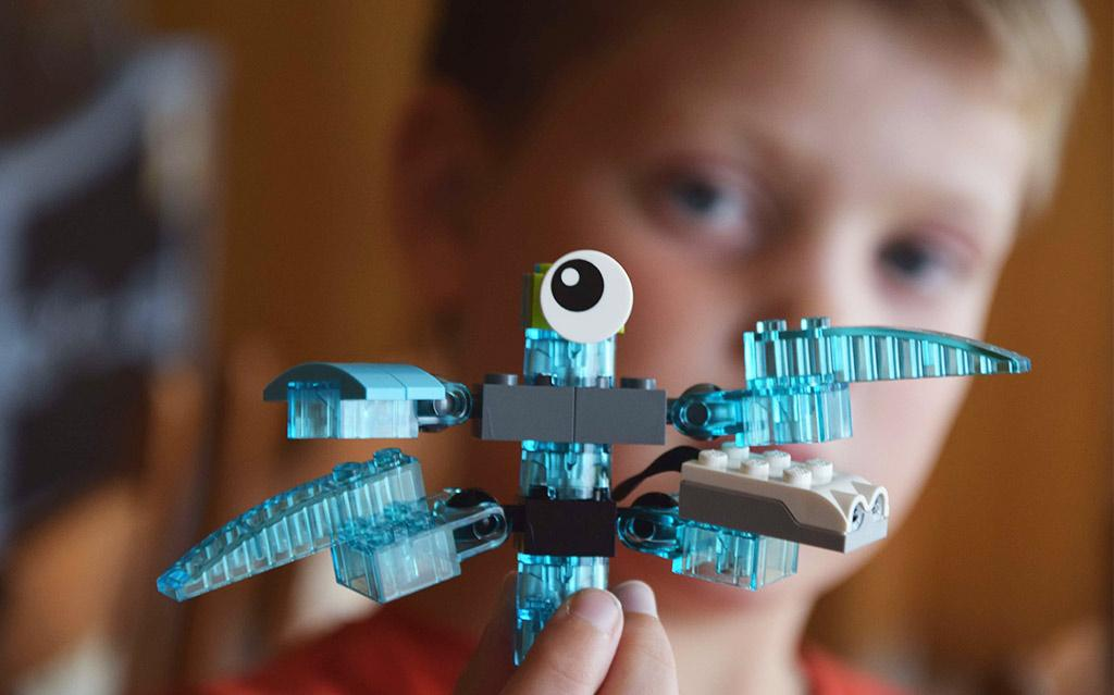 Uspešen zaključek prve od petih poletnih delavnic Ciciban in robotek