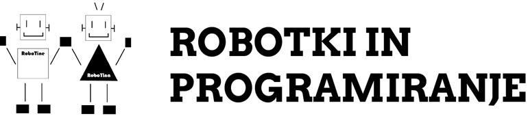 Robotki in programiranje