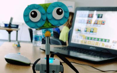 Pričetek delavnic Robotike in programiranja